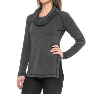90 Degree By Reflex Tops - 90 Degree by Reflex Cowl Neck Shirt